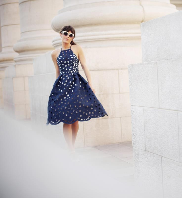 1893d4a5f9 sukienki na wesele - Elle.pl - trendy wiosna lato 2019  moda