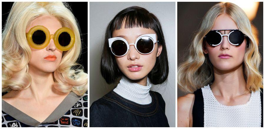 d036b1dfe65f Modne okulary przeciwsłoneczne  wiosna-lato 2016  - Elle.pl - trendy ...