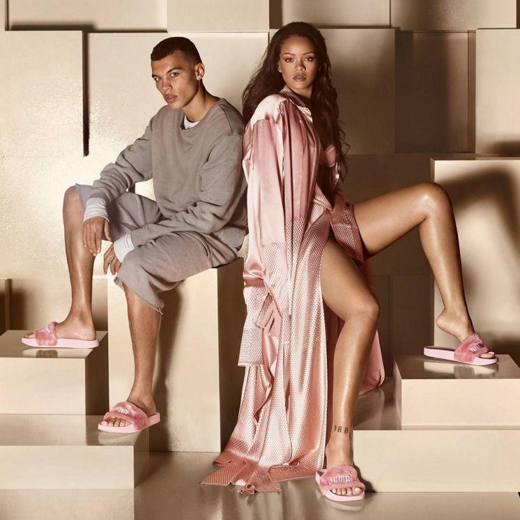 Rihanna x Puma. Zobacz zdjęcia! Elle.pl trendy wiosna