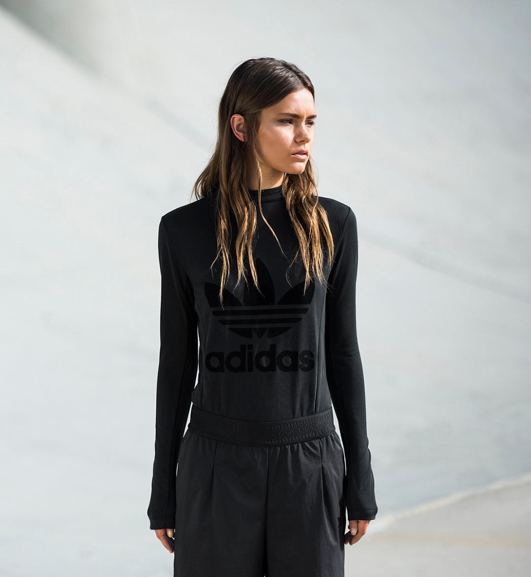 Lookbook adidas Originals Regista jesień zima 2016 Elle.pl