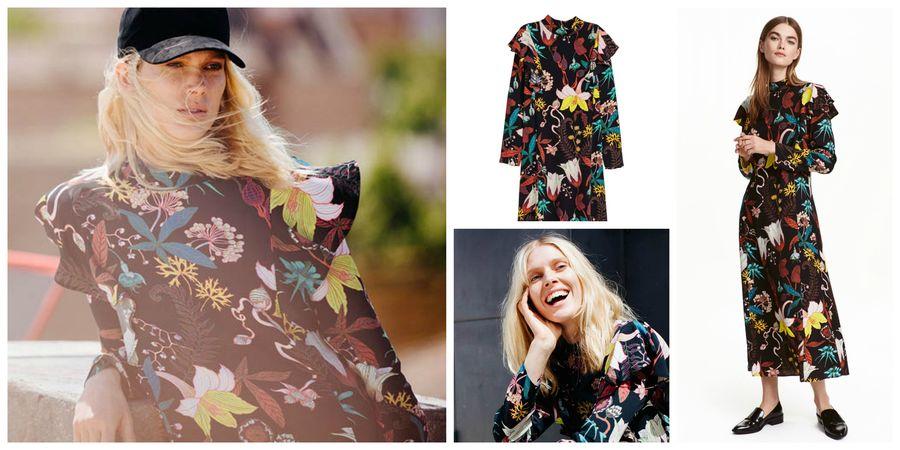 5174ec5fcc Łamiemy dress code z H M  temat sukienka - Elle.pl - trendy wiosna ...