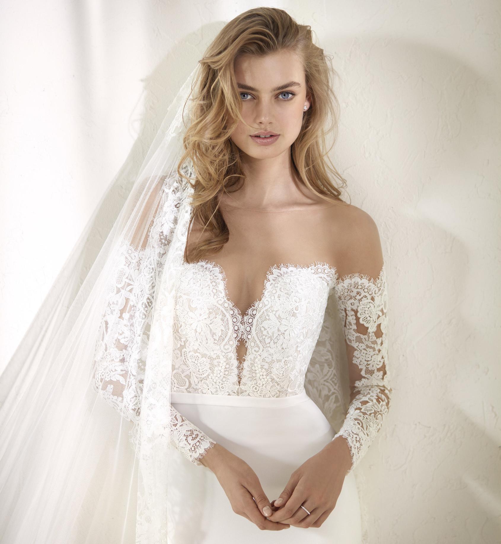 Elle Wedding Trendy Wiosna Lato 2019 Moda Modne Fryzury Buty
