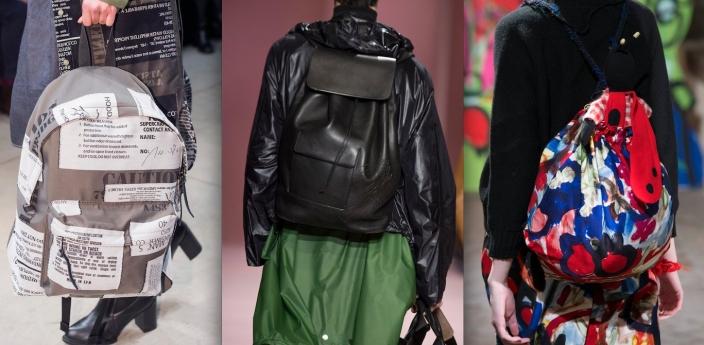 3af02f0c0c855 ... wróciła moda na plecaki vintage. Noszą je gwiazdy i celebrytki (m.in.  Chiara Ferragni, Kylie Jenner, Kourtney Kardashian, Mira Duma czy Arianna  Grande).