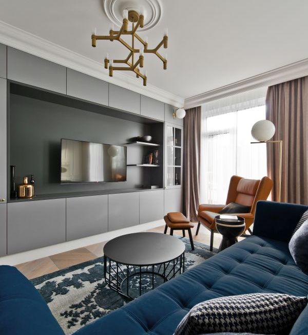 Fantastic Dining Room Decoration Ideas For 2019: Klasyczna Elegancja W Wileńskim Mieszkaniu