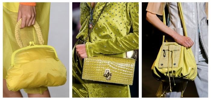 9042c4add8148 Czarne i brązowe torebki zostawcie wiosną i latem 2018 w szafie. Bezpieczne  opcje są passé. Co innego soczysta limonka. To właśnie w jej kolorze jawią  się ...