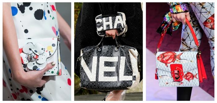 1857c62a1b7bd Noszenie torebki w kolorze płaszcza sukienki bluzki to w modzie żadna  nowość. W sezonie wiosna-lato 2018 projektanci idą o krok dalej i dobierają  torby nie ...