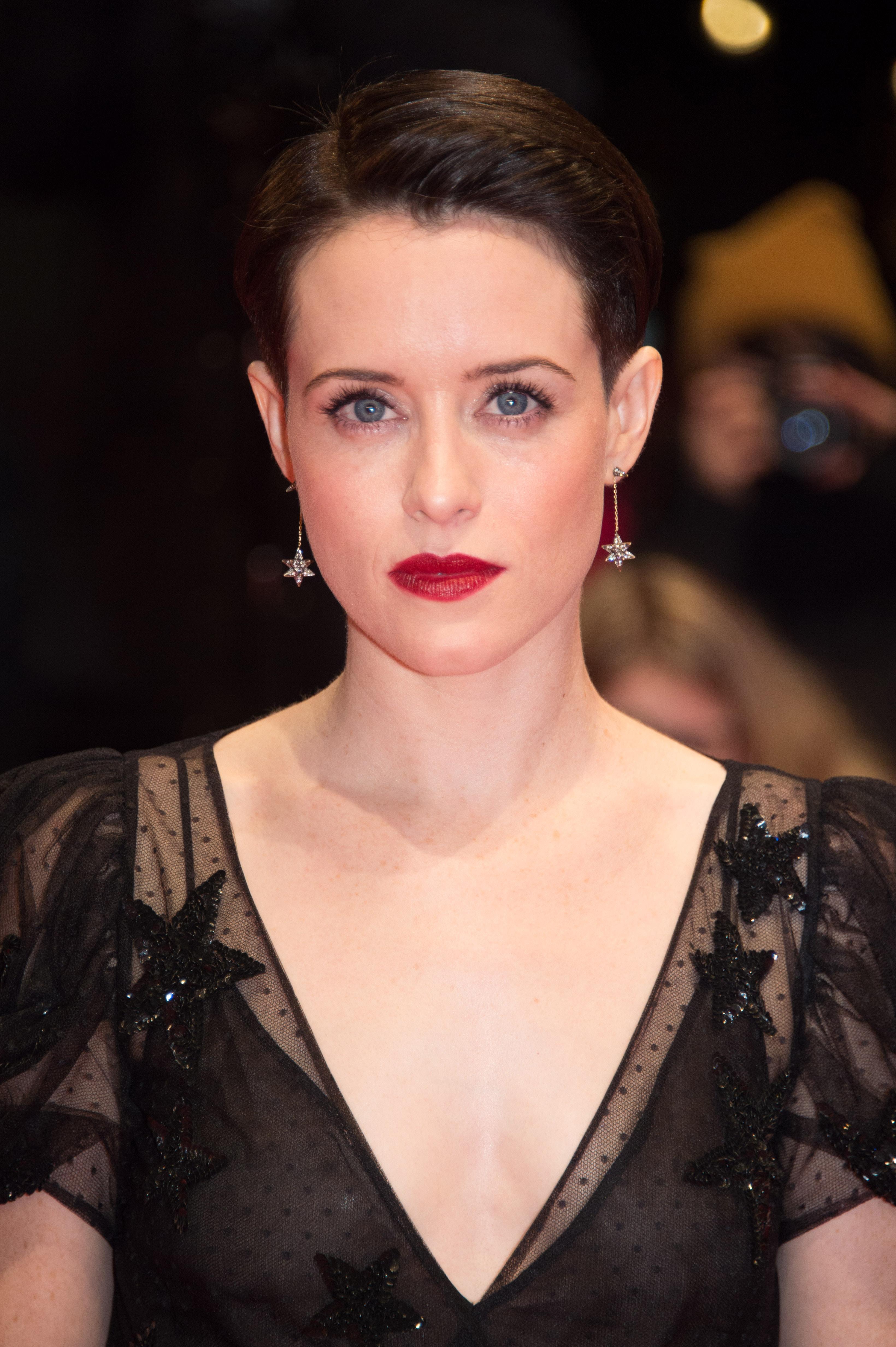 Claire Foy Obcia Wosy Aktorka Wcieli Si W Lisbeth -3522