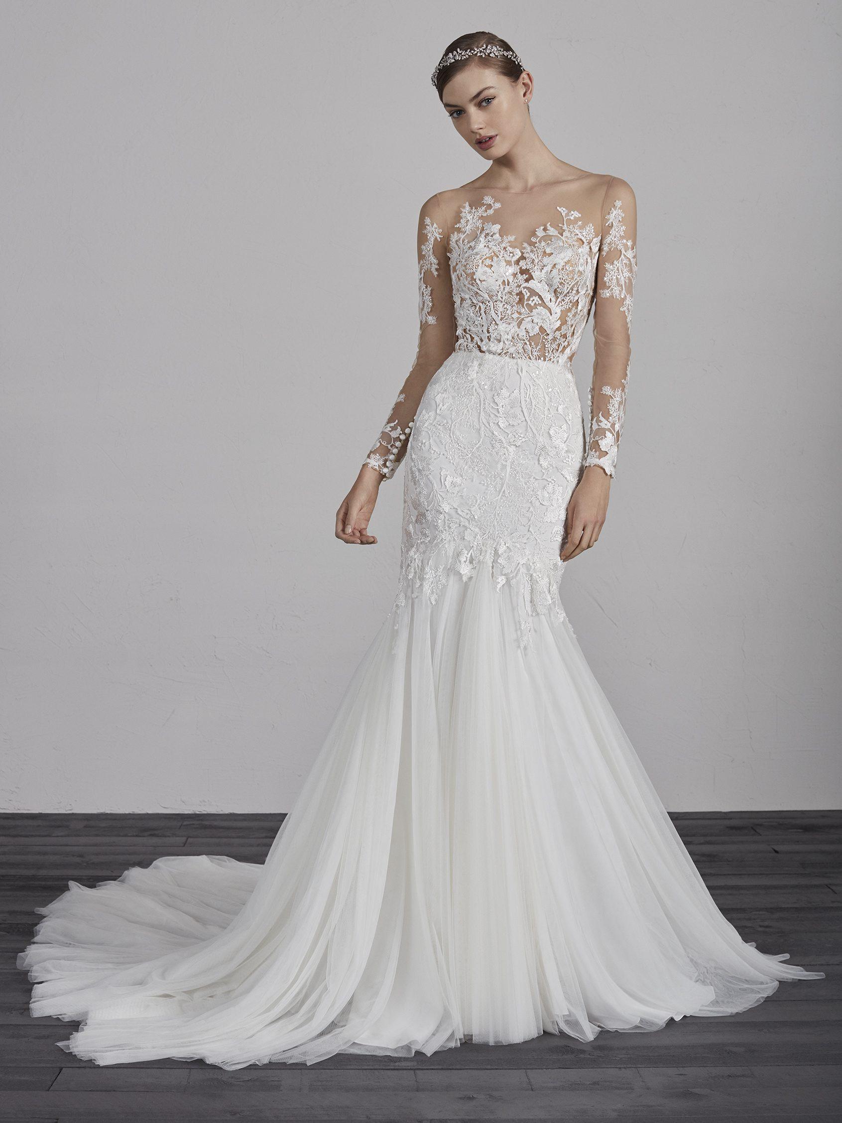 Suknia Pronovias Nowa Kolekcja 34 Suknie