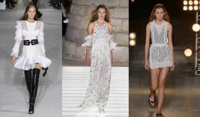ac69d8ef65 Białych sukienek szukałyśmy w ofertach sieciówek i w butikach polskich  projektantów. W oko wpadł nam projekt Lany Nguyen z jej linii premium - z  ...