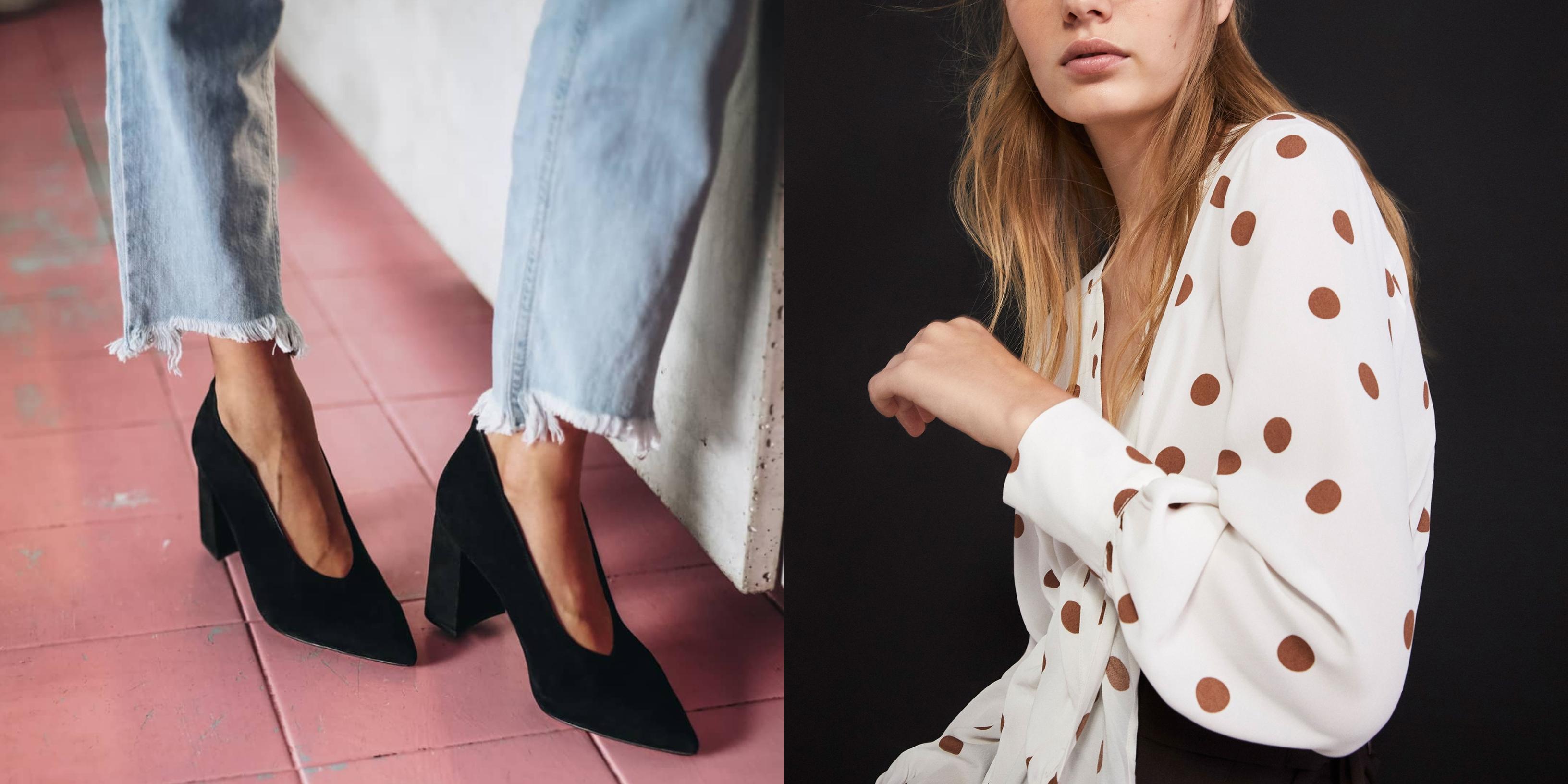 f79772aa09 Jesienne kolekcje sieciówek już w sklepach - wybieramy 10 najpiękniejszych  rzeczy - Elle.pl - trendy wiosna lato 2019  moda