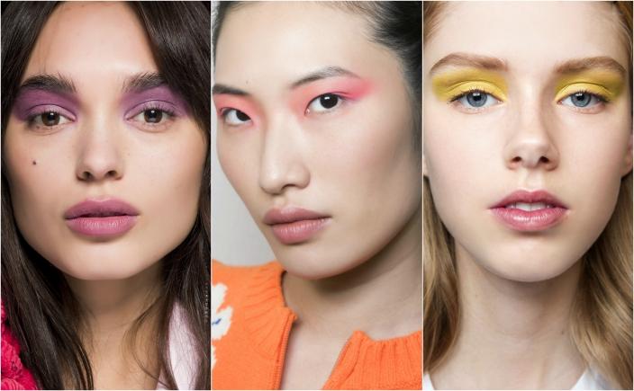 10 Trendów W Makijażu Jesień Zima 20182019 Ellepl Trendy
