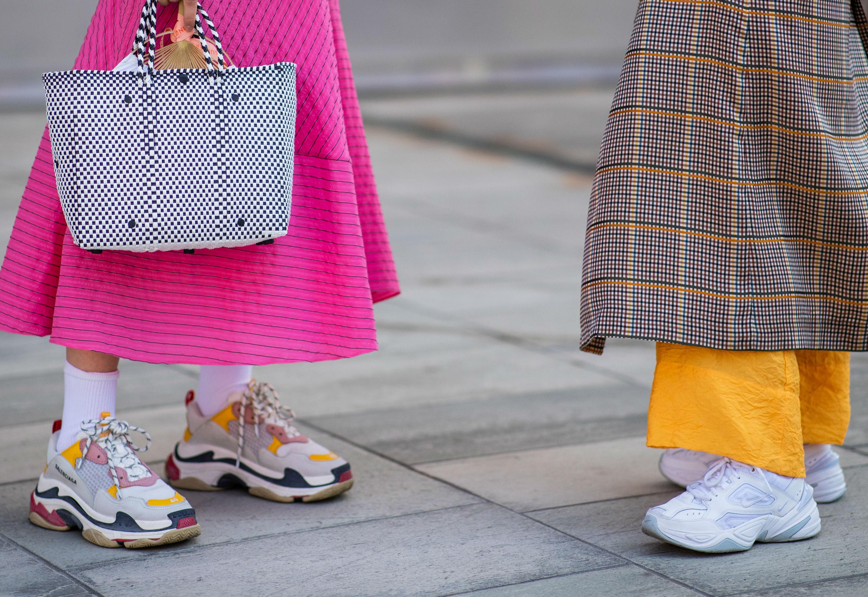 Modne sneakersy [trendy wiosna lato 2019] Elle.pl trendy