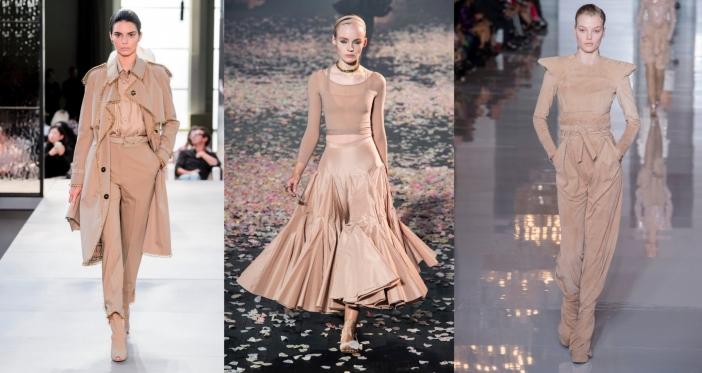 57c757a3cc Modne ubrania i dodatki w odcieniach nude  trendy wiosna lato 2019 ...