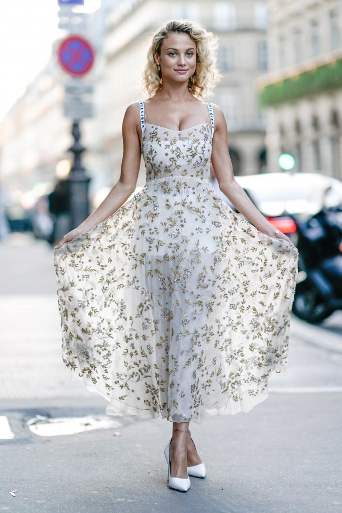 Jakie Buty Do Sukienki W Kwiaty Elle Pl
