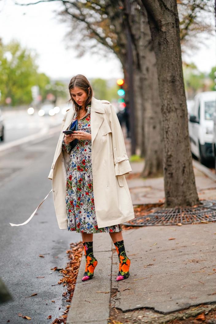 Jakie buty do sukienki w kwiaty? Elle.pl trendy wiosna