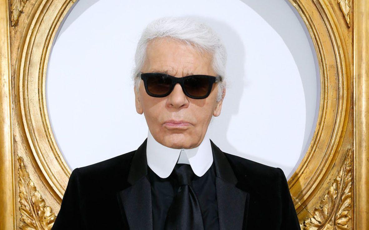 9055303b3382 Karl Lagerfeld  nie pozuję