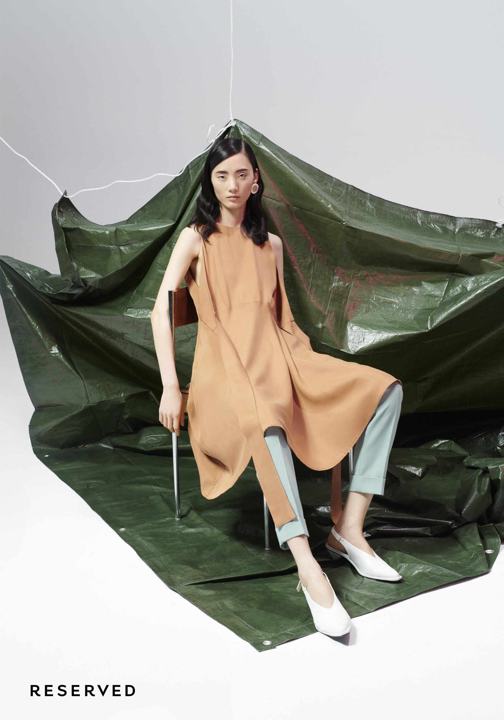 17c08dbfe9 Nowa kolekcja Reserved Premium – wiosna-lato 2019 - Elle.pl - trendy wiosna  lato 2019  moda