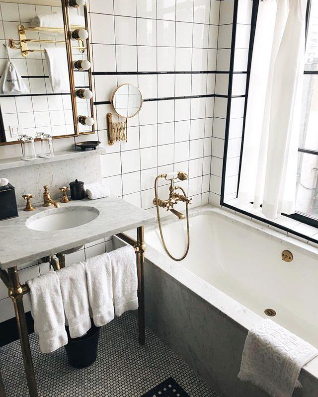 Najpiękniejsza łazienka Na Instagramie Elle Decoration