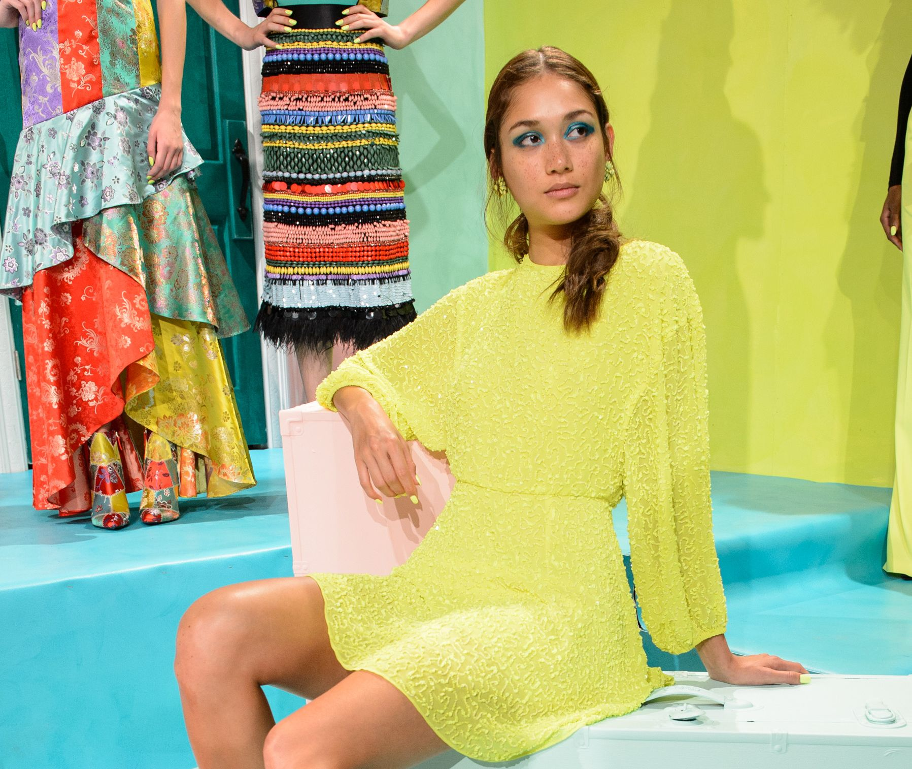 ea28c8a33a Modne sukienki  trendy wiosna-lato 2019  - Elle.pl - trendy wiosna lato  2019  moda