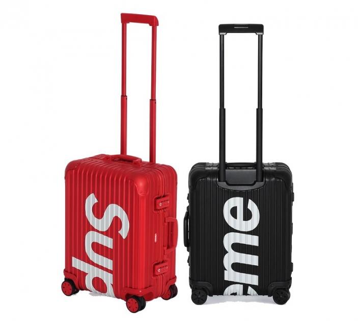 02d3f5af2717f Oryginalna walizka Supreme jest trudno osiągalna, ale stylizację Belli  możesz potraktować jako inspirację. Młodsza siostra Hadid znana jest ze  swojego ...