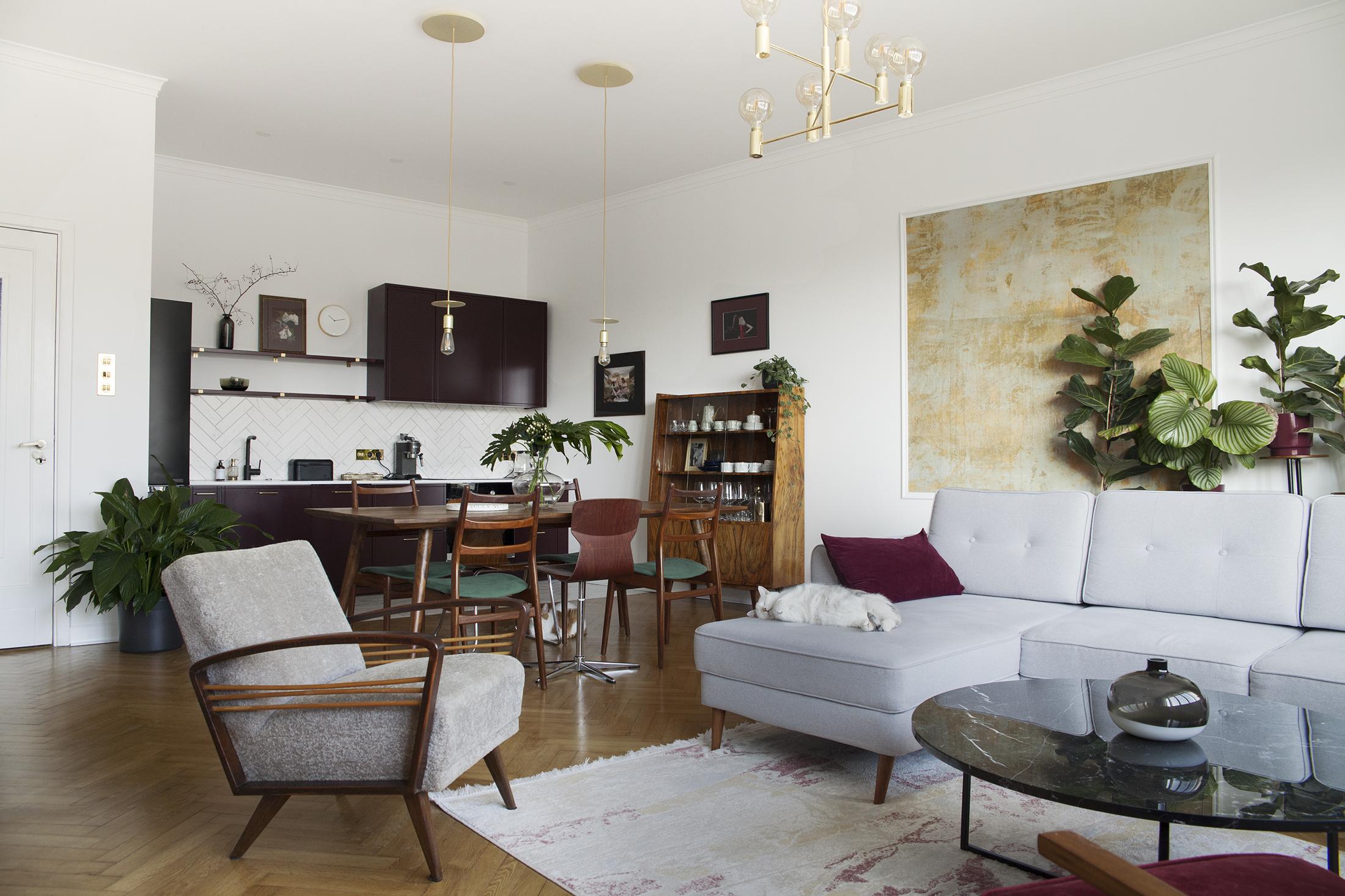 Najpiękniejsze Mieszkanie Jest W łodzi Elle Decoration