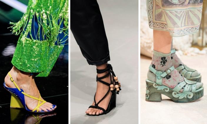 b3043617efd977 Gdzie kupić najbardziej pożądane sandały na koturnie na wiosną i lato 2019?