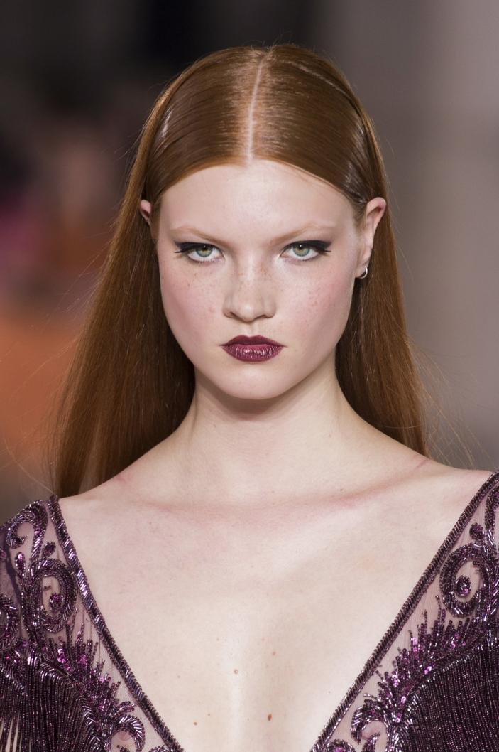 Modne Fryzury Z Rudych Włosów Ellepl Trendy Jesień Zima
