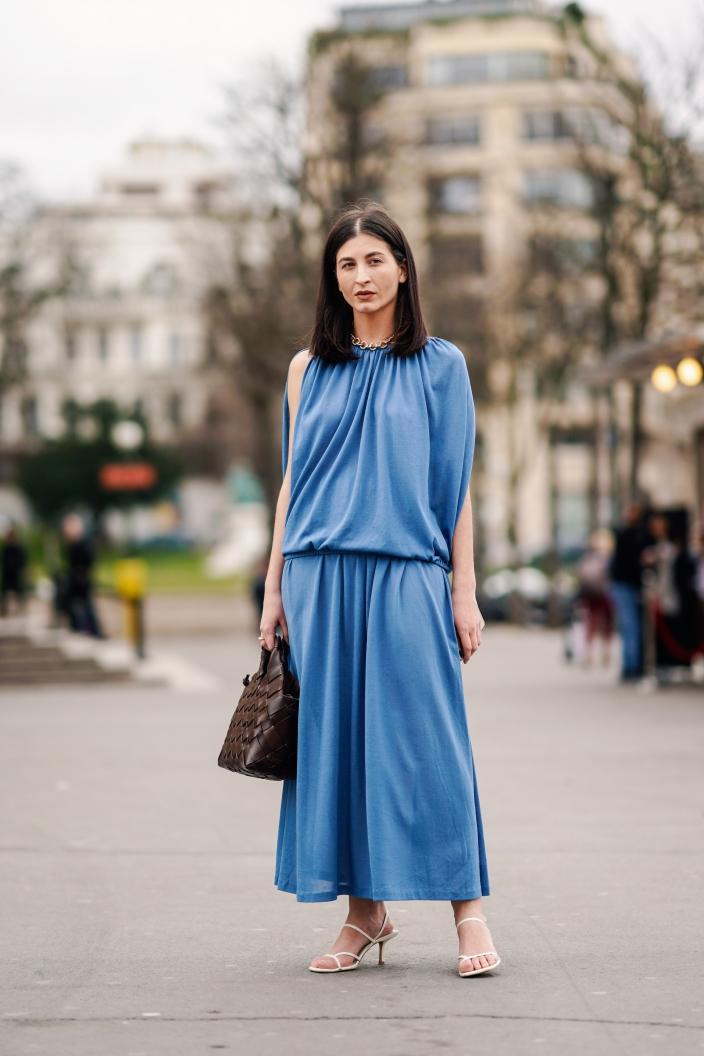 Jakie Dodatki Do Niebieskiej Sukienki Na Wesele Elle Pl