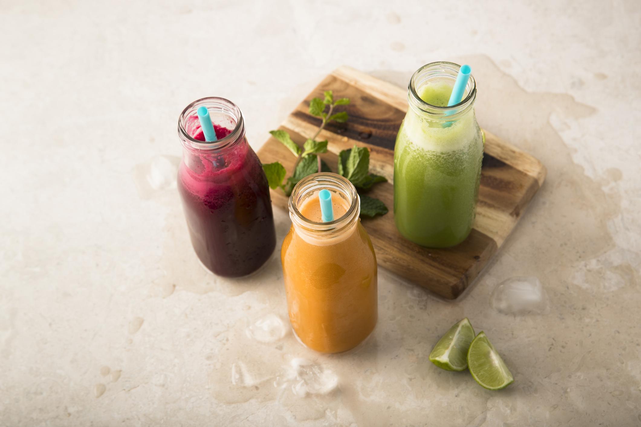 10 powodów, dla których powinnaś pić wyciskane soki zimą