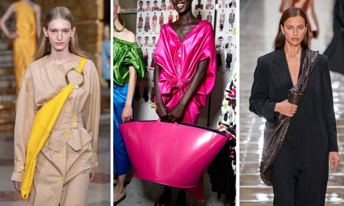 trendy na zakupy, torebki torba bawełniana duża